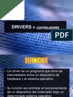 Presentacion Drivers Completa