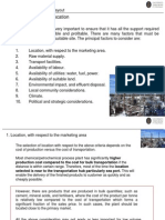 ChemPlantDesign-General Plant Consideration