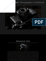 Fuji X-Pro1 Photographers Guide