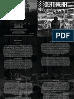 Digital Booklet - Black Bagged