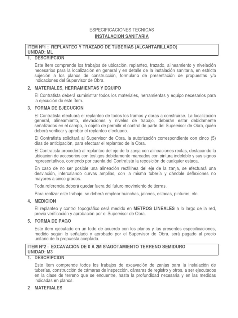 Moderno Supervisor Del Sitio De Tuberías Friso - Ejemplo De ...