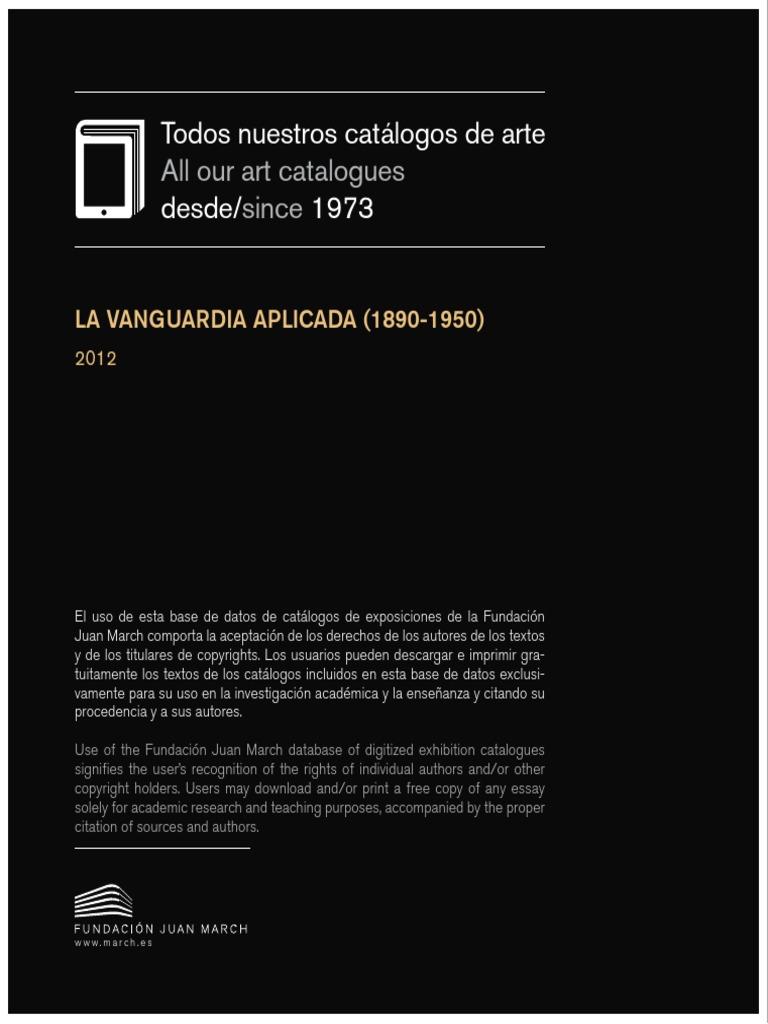 La Vanguardia Aplicada, Tipografia y Diseño Grafico