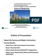 2013 Profile of International Homebuying Activity in Miami 2014-07-08