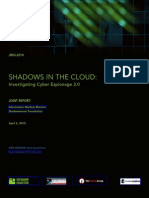 SHADOWS IN THE CLOUD