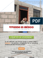 4. Vivienda en México