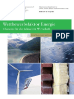 Wettbewerbsfaktor Energie