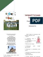 Projecto Pedagógico 2009-2012