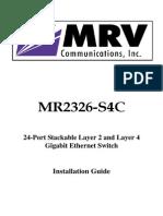 MR2326-S4C(IG)052606