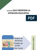 Ideas Que Orientan La Atencion Educativa 0-3