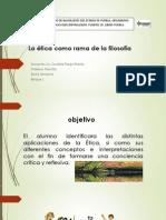 Presentación1etica