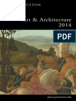 Art and Architecture 2014 Catalog