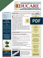 Newsletter Educare Nº 25- Julio