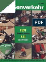 Der Deutsche Strassenverkehr / 1981/06