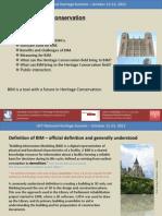 BIM & Heritage
