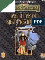 AD&D - Reinos Olvidados - Los Elfos de Siempreunidos