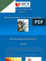 4 Unidad - Derecho Penal II
