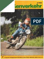 Der Deutsche Strassenverkehr / 1982/05
