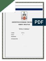Etica y Moral Monografia2 Terminado