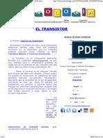 Transistor Usos