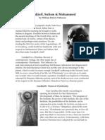 Gurdjieff, Sufism & Mohammad