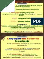 Linguagem e Comunicação 6
