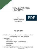 Sifat Kimia & Sifat Fisika