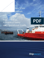 Tug and Tow Booklet