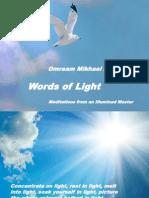 Words of Light