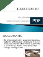 DIAPOSITIVAS EDULCOLORANTES