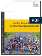 Identity Formation Among Central American Americans