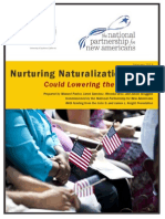 Nurturing Naturalization