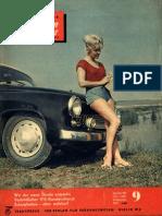 Der Deutsche Strassenverkehr / 1964/09