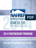 2014 NAHREP Partnership Program