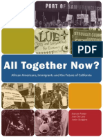 All Together Now? African Americans, Immigrants, and the Future of California