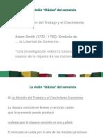 Anexo 2 - La Visión Clásica Del Comercio (Adam Smith y David Ricardo)