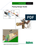 REFRIGERANT-PIPING DESIGN GUIDE-MCQUAY