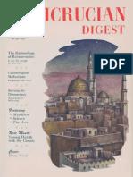 Rosicrucian Digest, June 1956
