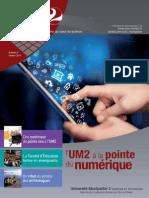 UM2, Le Magazine Universitaire 'Au Cœur de Science' n8