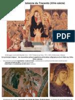Italie peinture XIIIe premieres ruptures 1