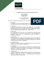 Anteproyecto-cod. Procesal Civil