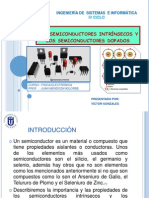 lossemiconductoresintrnsecosylossemiconductoresdopados-120809135334-phpapp01
