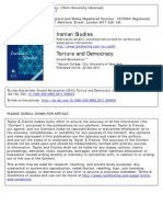 Torture and Democracy- Abrahamian