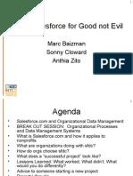NTC Salesforce for Good