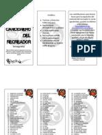 48915486 Cancionero Del Recreador