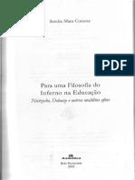 CORAZZA, Sandra Mara. Para Uma Filosofia Do Inferno Na Edcucação