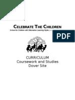 CTC Curriculum Overview Upper School 2009-2010[1]