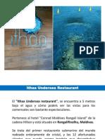 19_Ithaa Undersea Restaurant