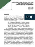 2 Parcial - Conectividad Multiples Fronteras e Integracion