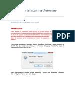 Instalacion Scanner Autocom 2013R3 - Autos