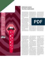 Guigou, L. Nicolás. Antropologías Caucásicas y relatos de la nación uruguaya. Revista Lento, 16, julio de 2014.